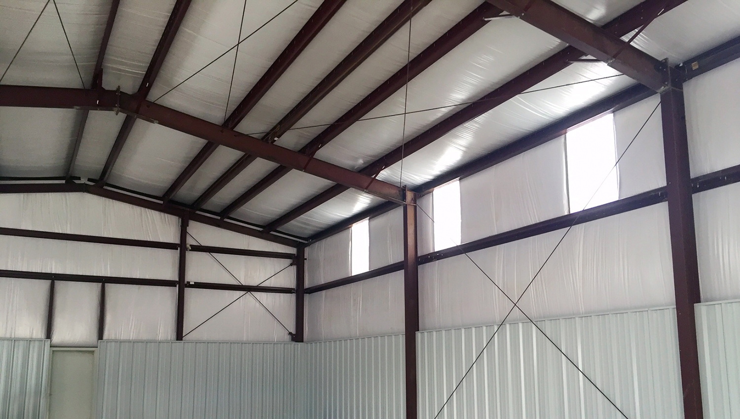 Best Insulation for Metal Buildings