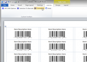 Best Way To Print Out Barcode Labels