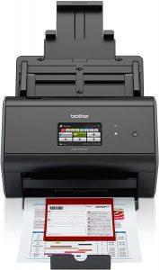 Brother ImageCenter ADS-2800W Wireless Document Scanner