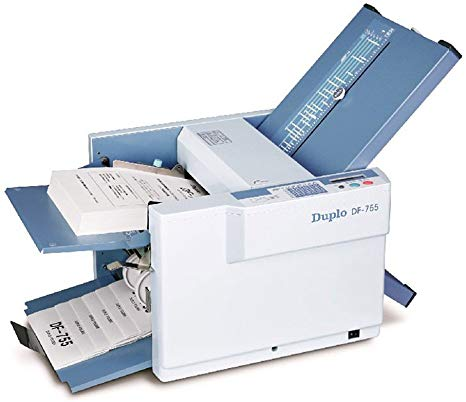 Duplo DF-755 Manual Paper Folder