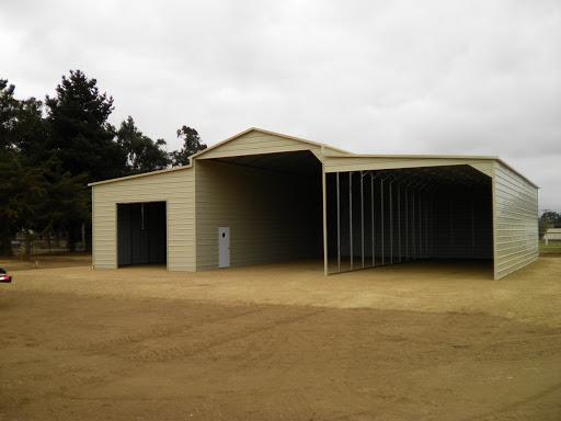 Pacific Metal Buildings