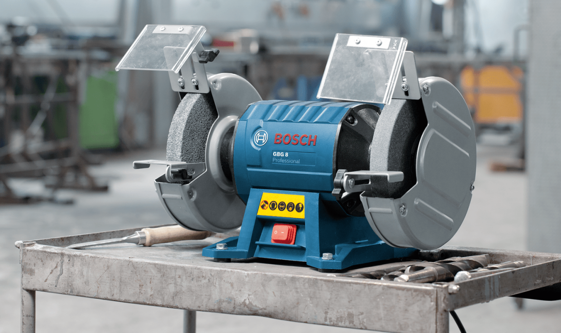 Best Bench Grinders For Locksmith Business