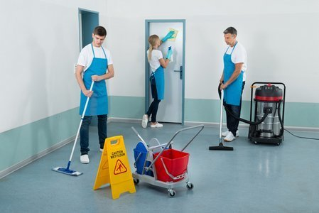 Cleaning or Janitorial Services