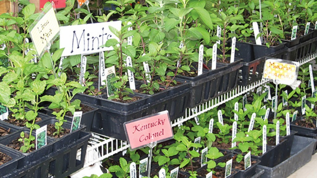 Herbal Farm Booth