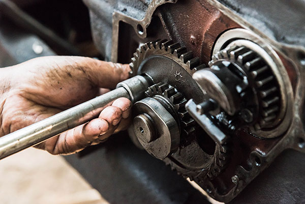 Repairing Small Engines