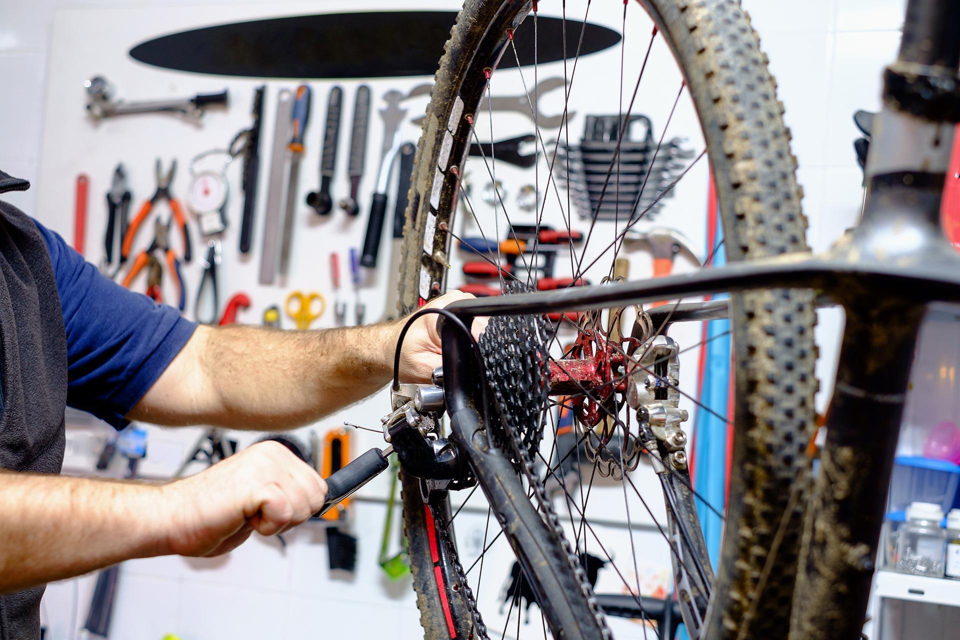 Bicycle Repair Service